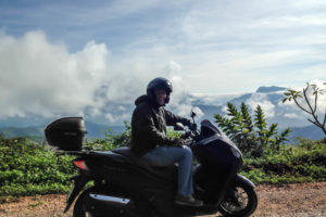 Motorbiking from Thailand to Laos