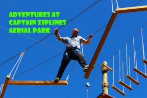 Forced to Face my Fears at the Captain Zipline Aerial Park