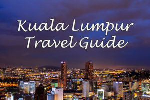 Travel Guide & Video: The Low Down on Kuala Lumpur