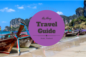 Ao Nang Krabi Travel Guide & Budget Tips