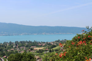 Surviving the Heat Wave in Lake Annecy